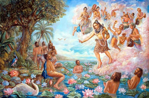 Lord Siva's Instructions to the PracetAs