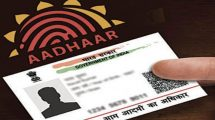 Aadhaar must for opening bank