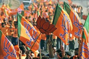 BJP bags nine Rajya Sabha seats in UP with BSP leader's vote