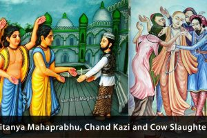 Chaitanya-Mahaprabhu,-Chand-Kazi-and-Cow-Slaughtering