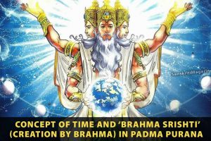 Concept-of-Time-and-'Brahma-Srishti'-(Creation-by-Brahma)-in-Padma-Purana