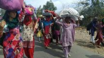 Hindu Residents Flee Jammu Village