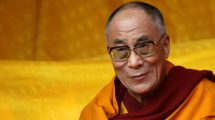 Tibetan spiritual leader the Dalai Lama