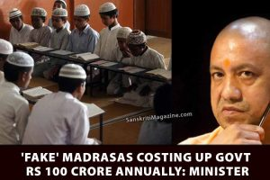 'Fake' madrasas costing UP govt Rs 100 crore annually: Minister