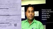 Fatwa-issued-against-Muslim-doctor-for-pledging-to-donate-his-organs