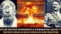 Hitler-invited-Dandibhatla-Viswanatha-Sastry-to-decode-Vedas-&-build-War-Missiles