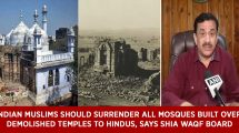 Indian-Muslims-should-surrender-all-mosques-built-over-demolished-temples-to-Hindus,-says-Shia-Waqf-Board