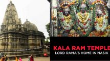 Kala Ram Temple, Lord Rama's Home in Nasik