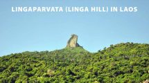 Lingaparvata-(Linga-hill)-in-Laos