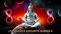 Lord Shiva's Favourite Number 8