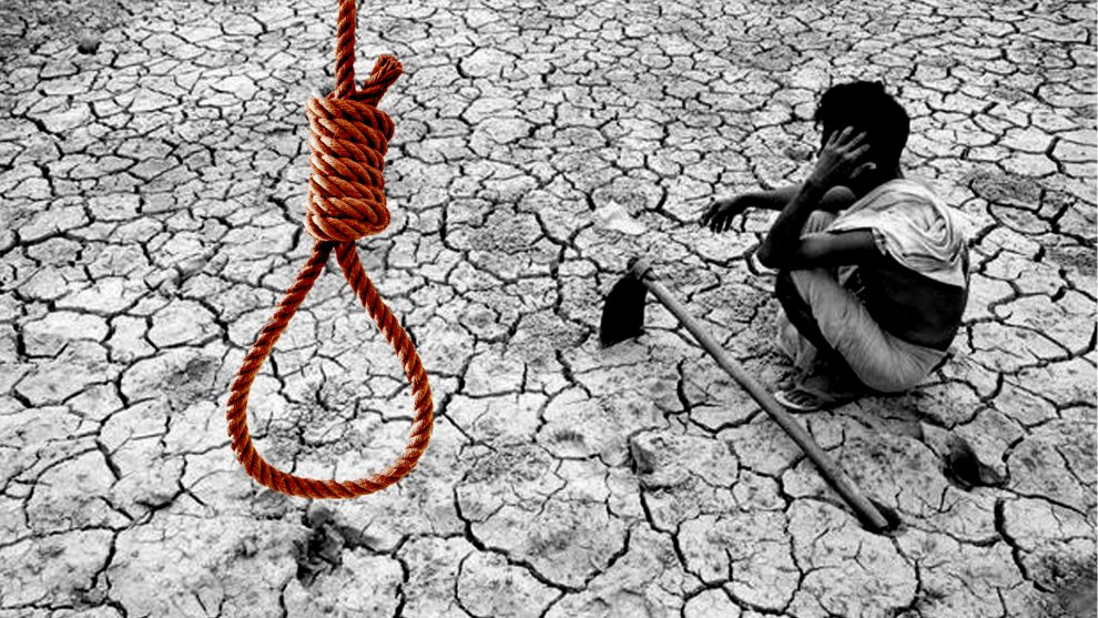 Farmer Suicides In Karnataka Up By 32 Per Cent: Centre