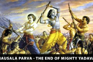 Mausala-Parva---The-end-of-mighty-Yadavas