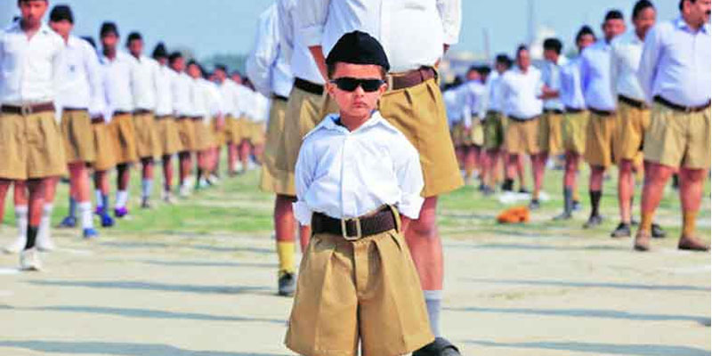 RSS insists primary education across country should only be in mother tongue