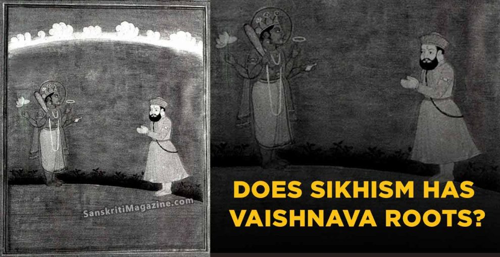 Sikhism-has-Vaishnava-Roots