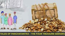 Tales-of-Panchatantra---The-Four-Treasure-Seekers