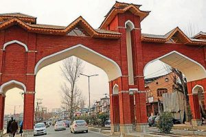 Kashmir's heritage city now has a khaas gateway