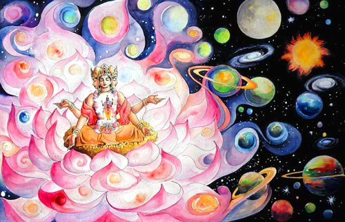 Concept-of-Time-and-'Brahma-Srishti'-(Creation-by-Brahma)-in-Padma-Purana