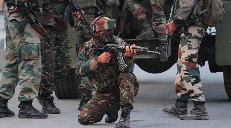 Militants attacked a BSF camp near Srinagar