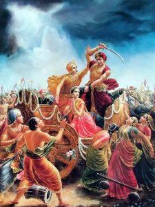 krishna's wifes