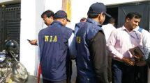 nia raids Srinagar Central jail