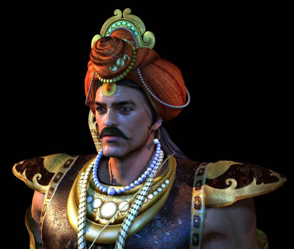 Emperor Chandragupta Maurya