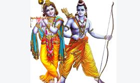No to Ram and Krishna