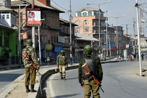 militant killed in Shopian