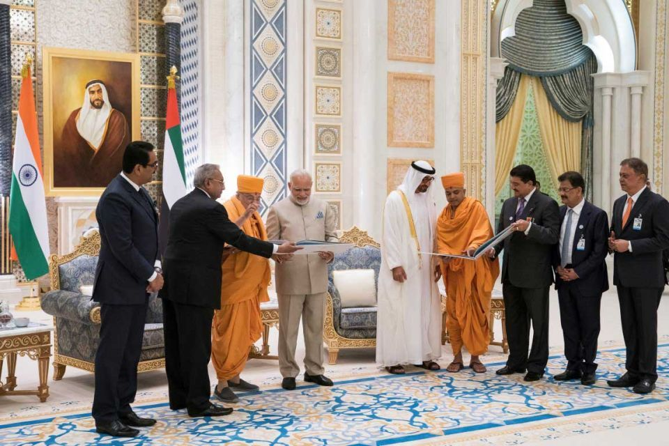 India reaps the benefits of PM's West Asia outreach