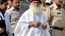Asaram Bapu Produced In Jodhpur Court