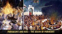 Pariskshit-and-Kali-–-The-death-of-Parikshit