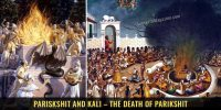 Pariskshit-and-Kali-–-The-death-of-Parikshit