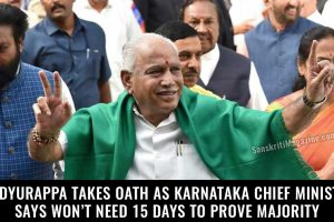 Yeddyurappa-takes-oath-as-Karnataka-chief-minister